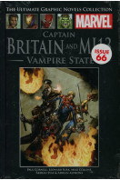 Captain Britain and MI13 : Vampire State (Marvel Ultimate Graphic Novels Collection)