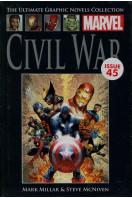 Civil War (Marvel Ultimate Graphic Novels Collection)