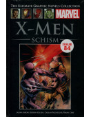 X-Men : Schism (Marvel Ultimate Graphic Novels Collection)