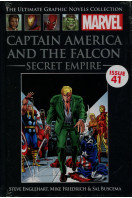 Captain America and the Falcon : Secret Empire (Marvel Ultimate Graphic Novels Collection)