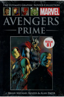 Avengers Prime (Marvel Ultimate Graphic Novels Collection)