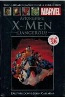 Astonishing X-Men : Dangerous (Marvel Ultimate Graphic Novels Collection)