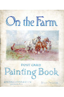 On the Farm : Post Card Painting Book