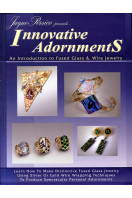 Innovative Adornments: An Introduction to Fused Glass and Wire Jewelry
