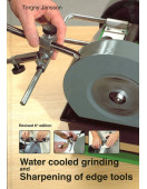 Water Cooled Grinding and Sharpening of Edge Tools