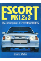 Escort Mk.I, II and III: The Development and Competition History
