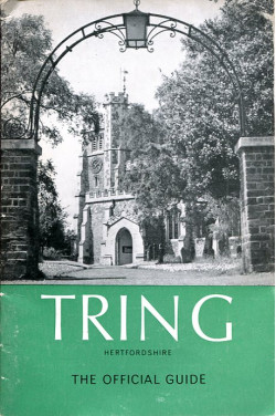 Tring Urban District : The Official Guide
