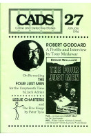CADS : Crime and Detective Stories : Vol 27 January 1996