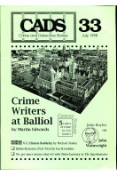 CADS : Crime and Detective Stories : Vol 33 July 1998