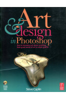 Art and Design in Photoshop: Includes CD