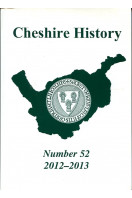 Cheshire History : Number 52  2012-2013