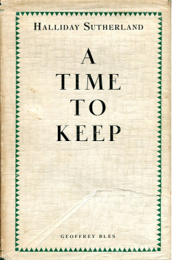 A Time to Keep (Signed By Author)