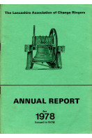 The Lancashire Association of Change Ringers Annual Report 1978
