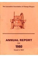 The Lancashire Association of Change Ringers Annual Report 1980
