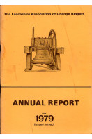 The Lancashire Association of Change Ringers Annual Report 1979