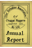 Yorkshire Association of Change Ringers: 104th Annual Report  1979