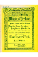 O'Neill's Music of Ireland : Eighteen Hundred and Fifty Melodies