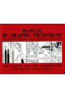Manual of Graphic Techniques for Architects, Graphic Designers and Artists: v. 1