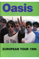 Oasis : European Tour 1996