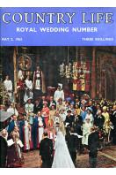 Country Life Magazine 1963 May 2 : Royal Wedding Number