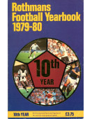 Rothmans Football Yearbook 1979-80, 10th Year