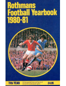 Rothmans Football Yearbook 1980-81, 11th Year