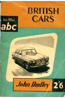 abc British Cars 1959