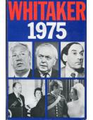 Whitaker's Almanac 1975