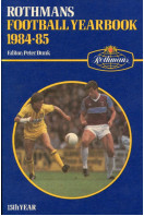Rothmans Football Yearbook 1984-85, 15th Year
