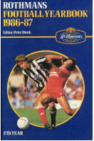 Rothmans Football Yearbook 1986-87, 17th Year