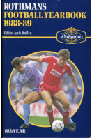 Rothmans Football Yearbook 1988-89, 19th Year