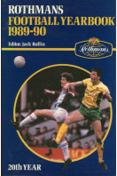 Rothmans Football Yearbook 1989-90, 20th Year