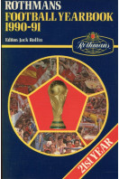 Rothmans Football Yearbook 1990-91, 21st Year