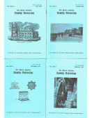The North Cheshire Family Historian : Vol 14 - 1987, Nos 1-4