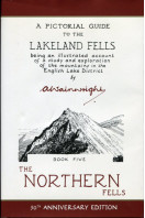 A Pictorial Guide to the Lakeland Fells : Book 5 : The Northern Fells