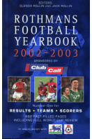 Rothmans Football Yearbook 2002-2003 : 33rd Year
