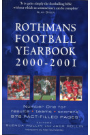 Rothmans Football Yearbook 2000-2001 : 31st Year