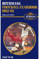 Rothmans Football Yearbook 1992-93, 23rd Year