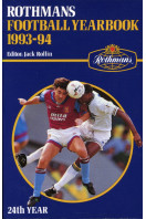 Rothmans Football Yearbook 1993-94, 24th Year