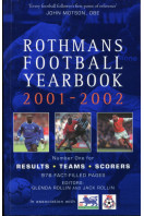 Rothmans Football Yearbook 2001-2002 : 32nd Year