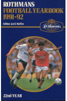 Rothmans Football Yearbook 1991-92, 22nd Year