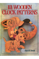 101 Wooden Clock Patterns