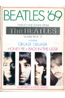 Beatles '69 : Twenty One Songs from the Beatles Double Pack LP