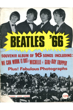 Beatles '66 : Souvenir Album of 16 Songs
