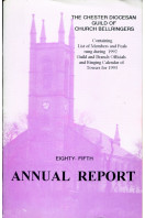 The Chester Diocesan Guild of Church Bell Ringers : 85th Annual Report 1992