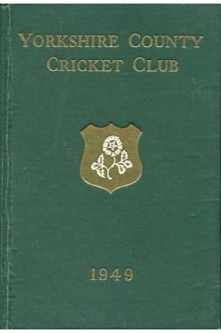 Yorkshire County Cricket Club 1949