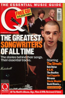 Q Music Magazine : October 2004 : Greatest Songwriters of All time Front Cover
