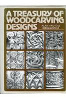 Treasury of Woodcarving Designs