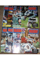 First Division Rugby Promag (8 Copies of Sale Matches 1996)
