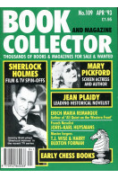 Book and Magazine Collector : No 109 April 1993